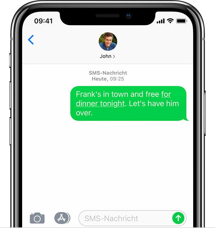 iMessage - Ersatz für Whatsapp | compitute.ch
